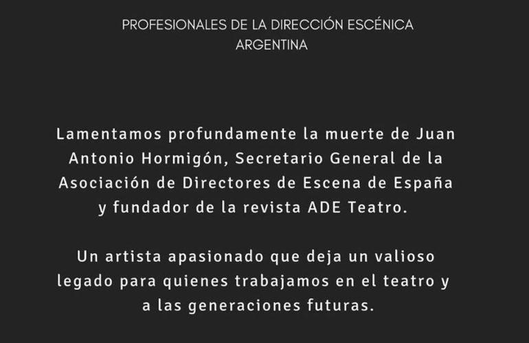 Juan Antonio Hormigón