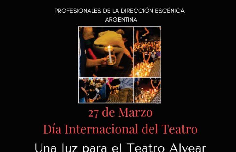 Una luz para el Teatro Alvear