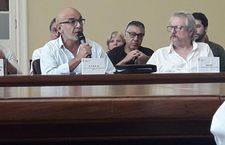 Reunión Sector Artes Escénicas con el Ministerio de Cultura de la Nación.
