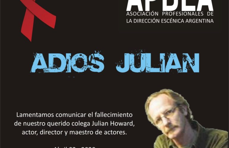 Adios Julian