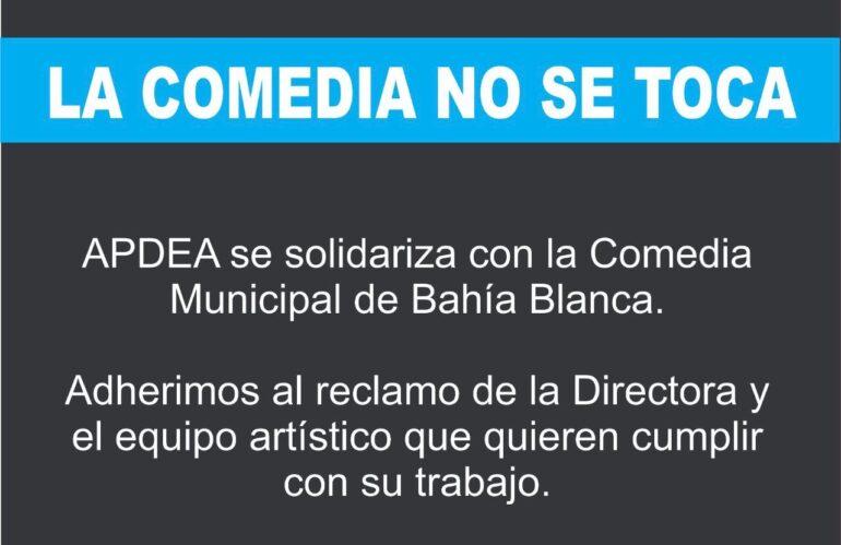 La Comedia No Se Toca