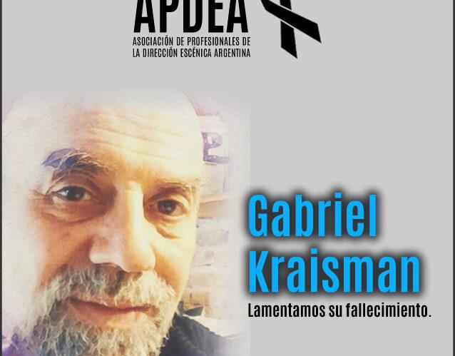 Gabriel Kraisman