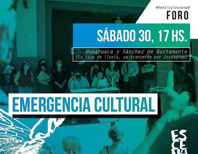 """Foro: """"Emergencia Cultural"""""""
