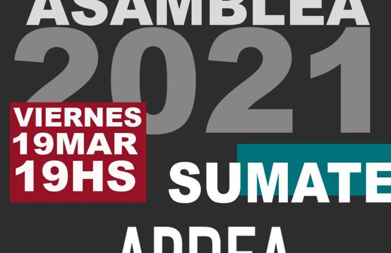 Primera Asamblea 2021