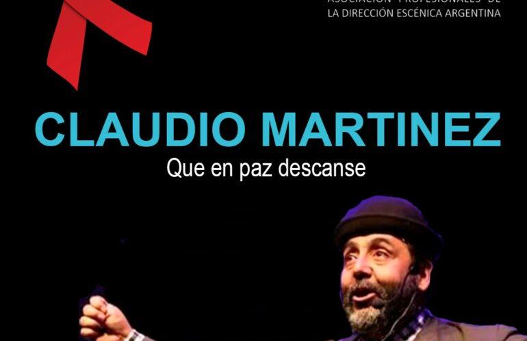 Claudio Martínez