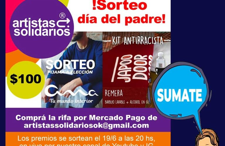 Apdea Informa: Artistas Solidarios