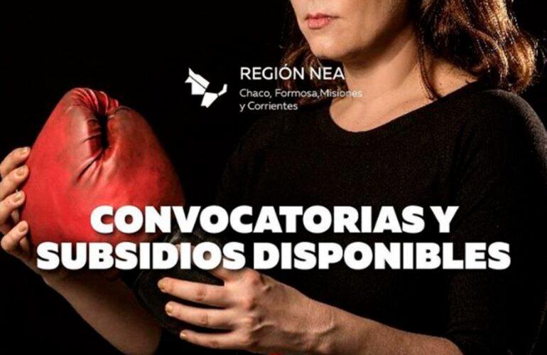 Apdea Informa. Convocatorias Región NEA