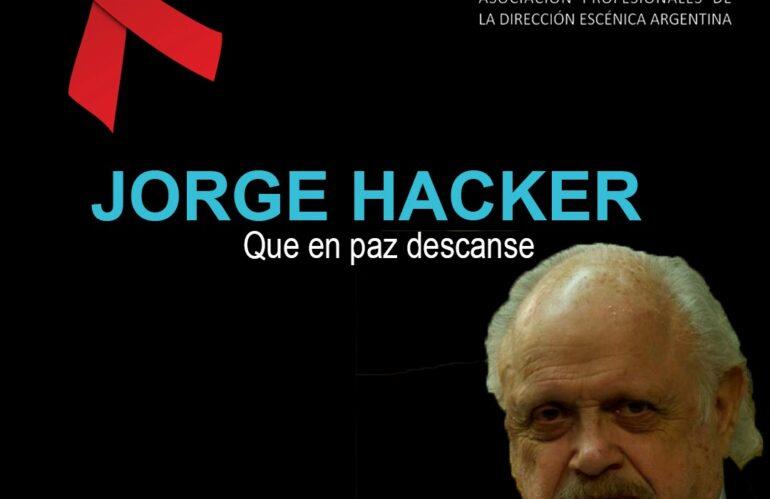 Jorge Hacker