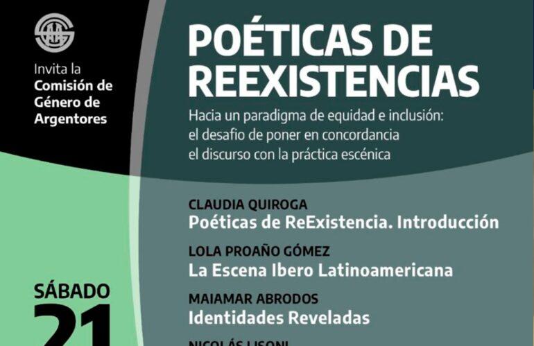 Apdea Informa: Poéticas de reexistencias.