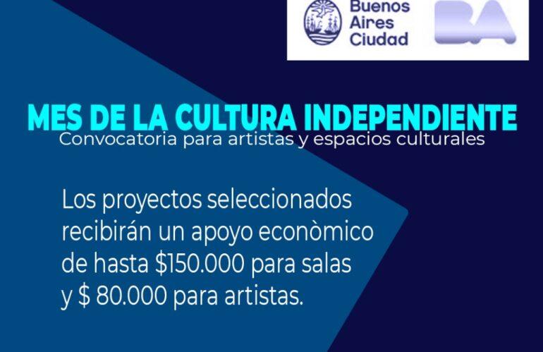 Apdea Informa: Mes de la Cultura Independiente