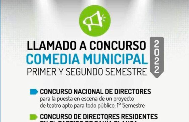 Apdea Informa: Llamado a concurso Bahía Blanca.