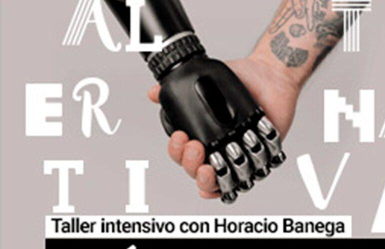 Apdea Informa: Taller intensivo con Horacio Banega